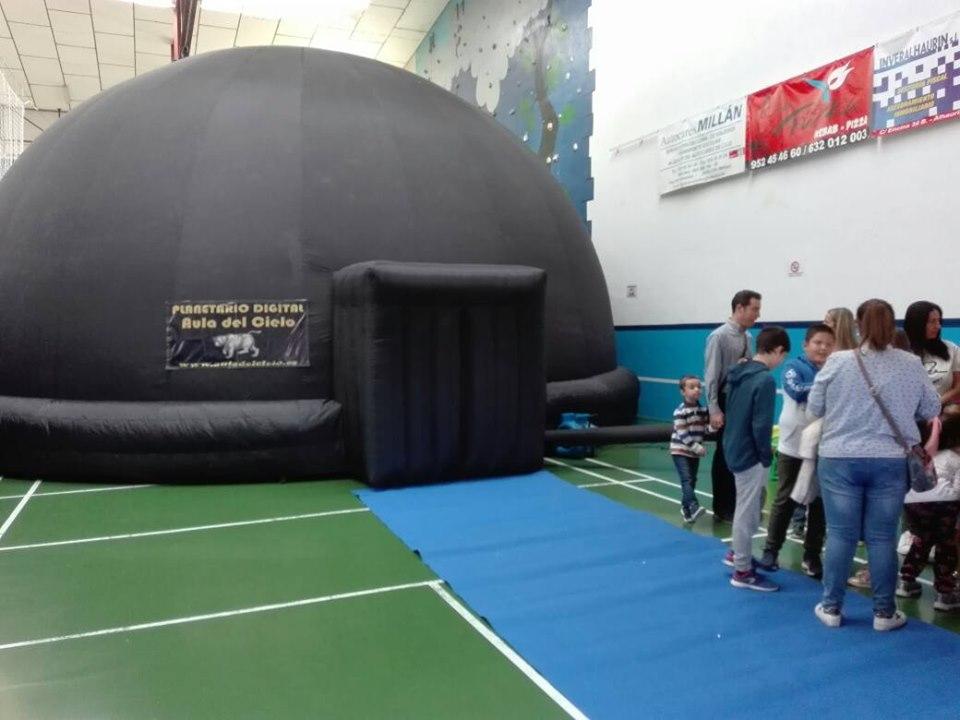 Planetario 100 plazas